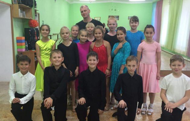 Мастер-класс тренера ТСК «Динамо»