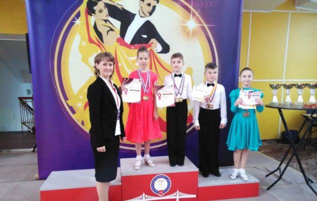 Кубок города Твери по танцевальному спорту