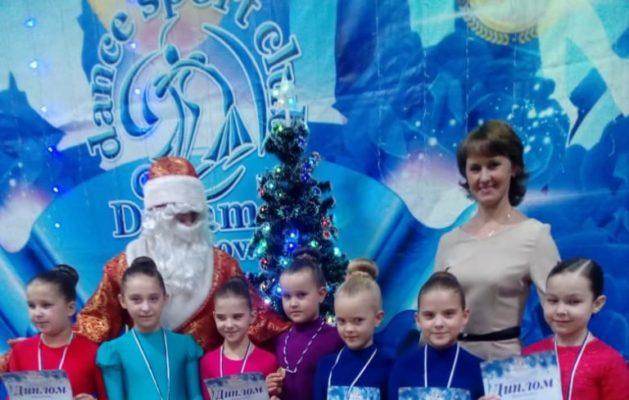 Новогодний турнир в Москве