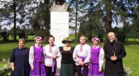 Православный фестиваль в г. Берново
